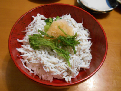 5.27シラス丼