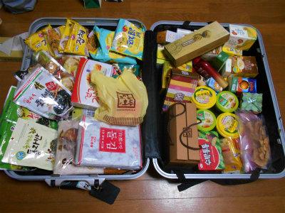 5.29韓国土産