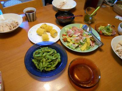 7.16夕食