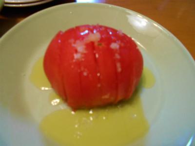 7.21冷やしトマト