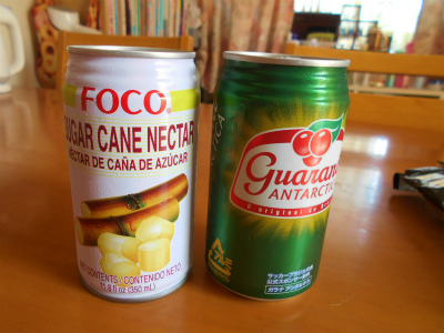 8.26サトウキビジュースとブラジルの飲料