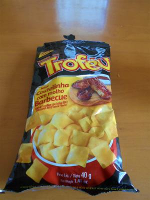 8.26ブラジルのスナック菓子