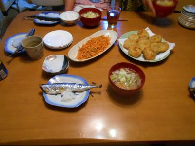 9.2夕食