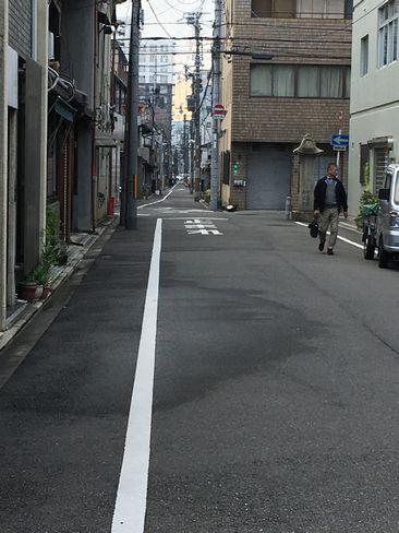 不明門通り(因幡薬師を背に南方向)_H29.11.04撮影