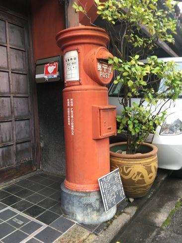 町頭町の郵便ポスト_H30.6.15撮影
