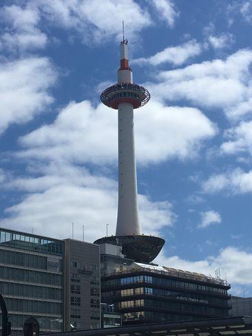 京都タワー_H30.06.15撮影