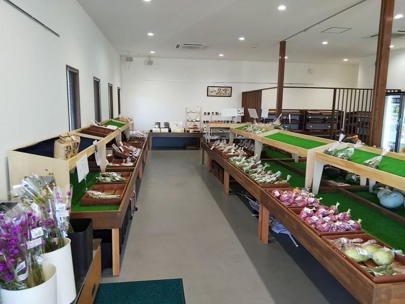 白浜野島崎 農家の八百屋2018