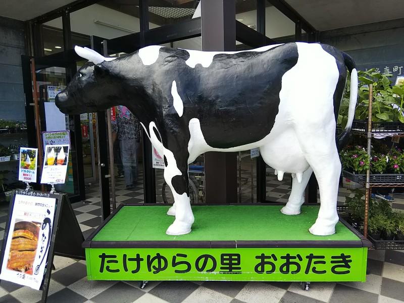 道の駅たけゆらの里おおたき2018