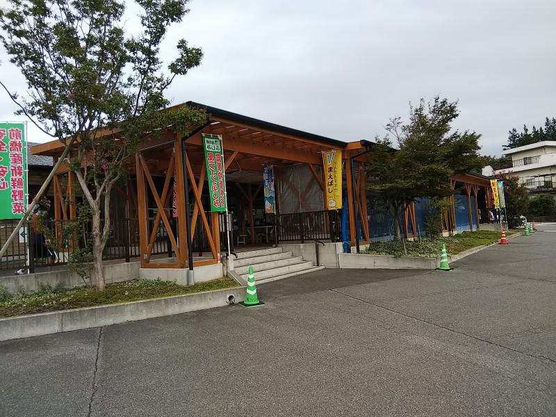 道の駅ふじみ2018