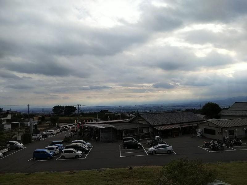 道の駅ふじみ景色2018