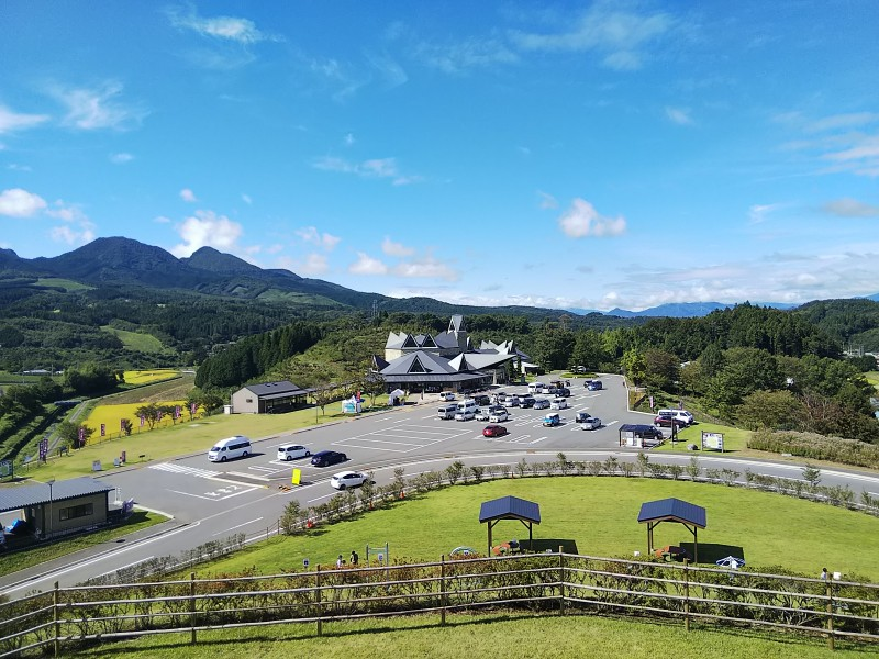 景色①中山盆地2018