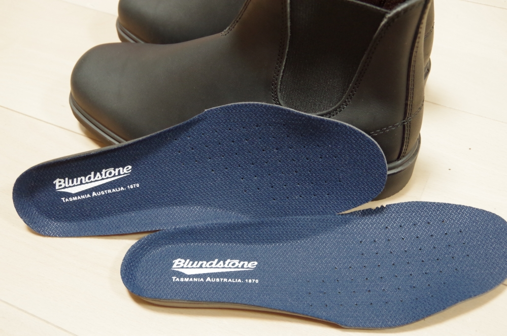 180310_Blundstone SideGoreBoots #063 VoltanBlack ブランドストーン サイドゴアブーツ #063 ヴォルタンブラック -11