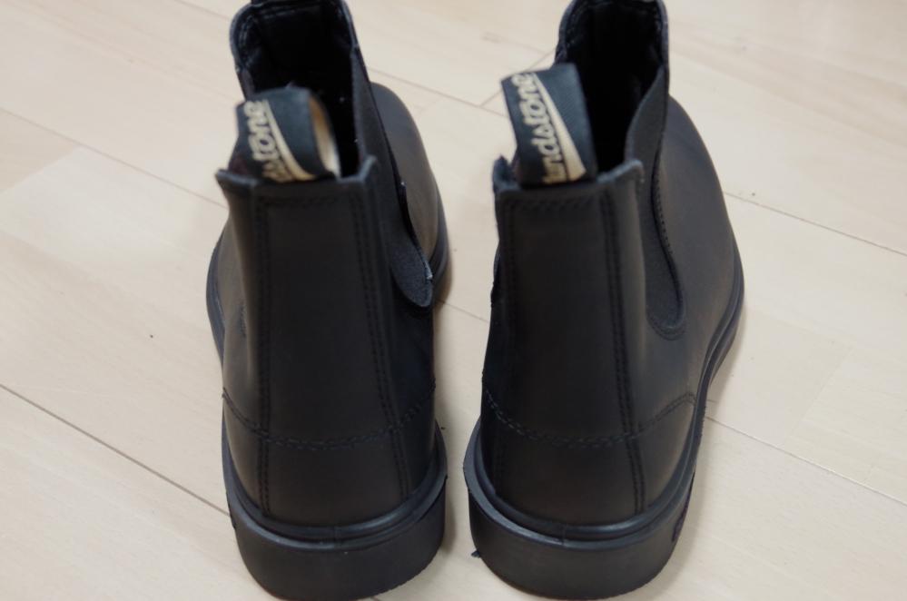 180310_Blundstone SideGoreBoots #063 VoltanBlack ブランドストーン サイドゴアブーツ #063 ヴォルタンブラック -15