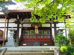 本行寺(荒川区西日暮里)
