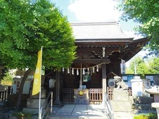 白髭神社(葛飾区東四つ木)