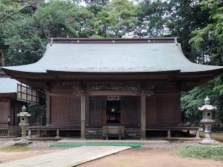 側高神社(千葉県香取市)