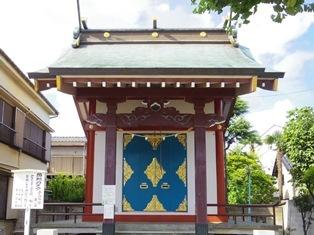 稲荷神社(葛飾区立石)