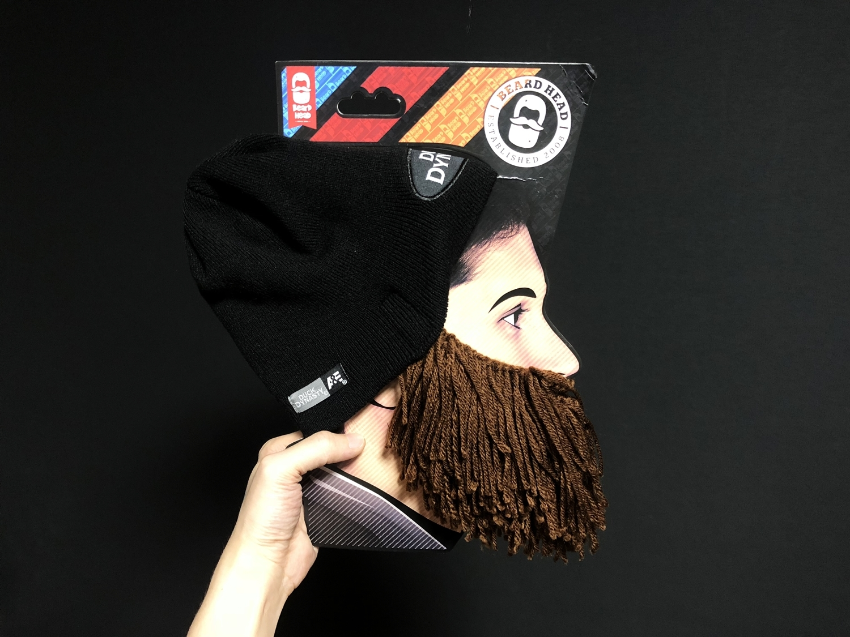 4 Beard Head Beard Beanies ニットキャップ & ひげマスク を HILOG の サバゲー装備 として買ってみた! 購入 開封 & レビュー