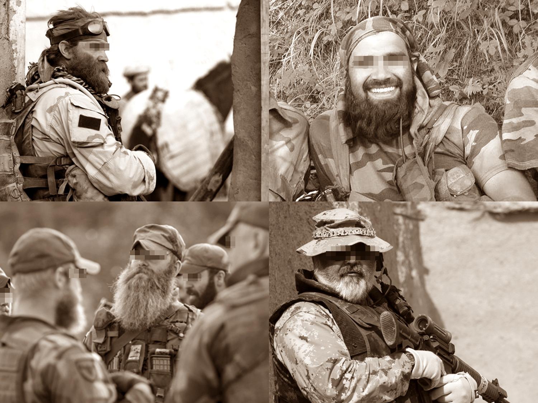 0-2 Beard Head Beard Beanies ニットキャップ & ひげマスク を HILOG の サバゲー装備 として買ってみた! 購入 開封 & レビュー