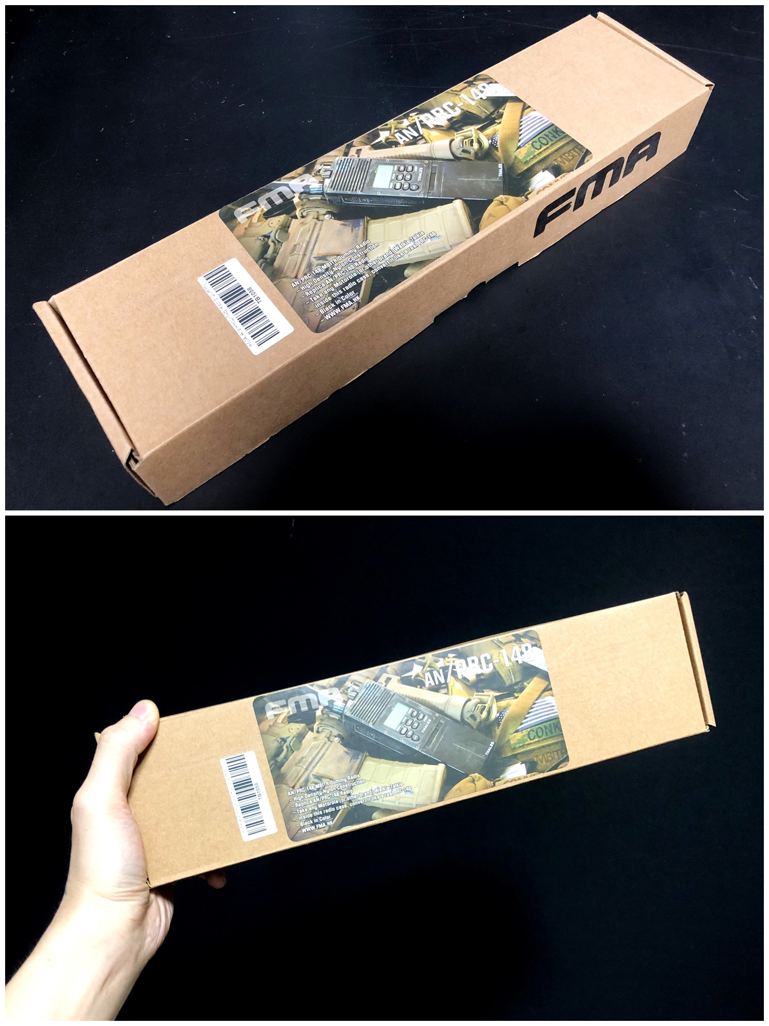 2 AN PRC 148 AN PRC 152 TYPE レプリカ ダミーラジオ 装備 コスプレ 実物 リアル サバゲー オススメ 購入 レビュー カスタム 改造