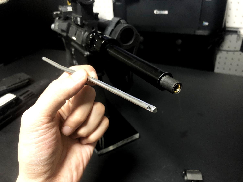 6 実物 LANTAC ULTRA LOW PROFILE GAS BLOCK 750 AR15 556 MADE IN THE USA ガスブロック 購入 取付 次世代 M4 CQB-R カスタム レビュー!!