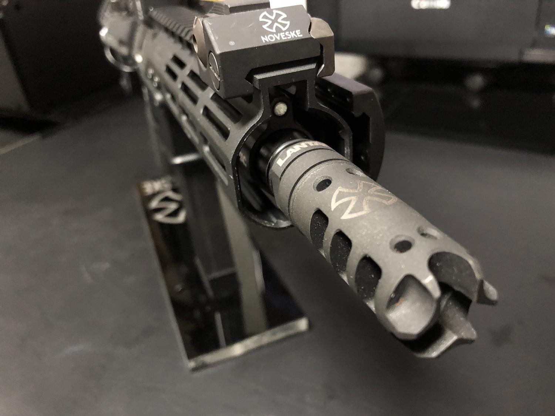 19 実物 LANTAC ULTRA LOW PROFILE GAS BLOCK 750 AR15 556 MADE IN THE USA ガスブロック 購入 取付 次世代 M4 CQB-R カスタム レビュー!!