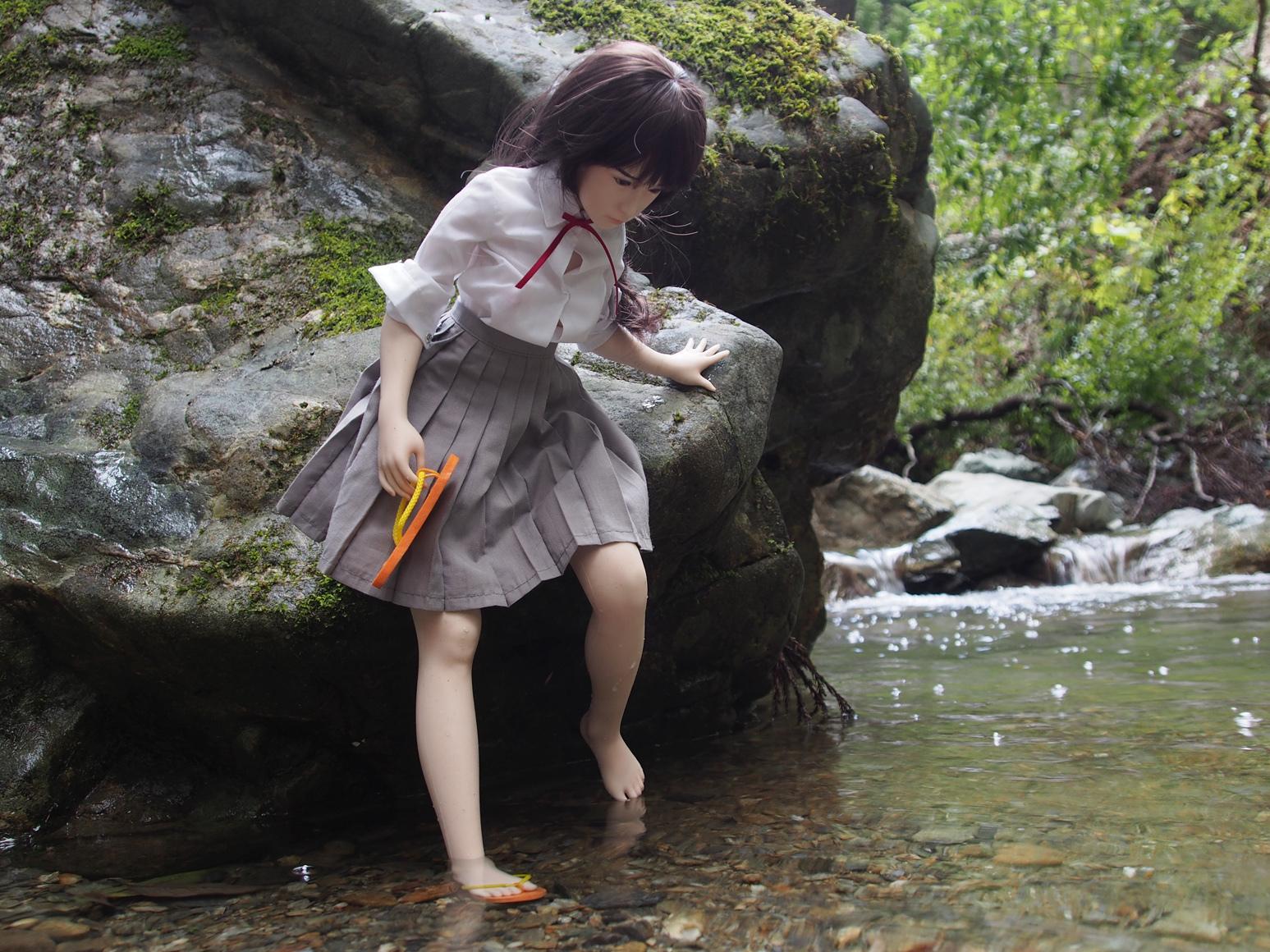 川遊び シリコンドール 中嶋誉 07
