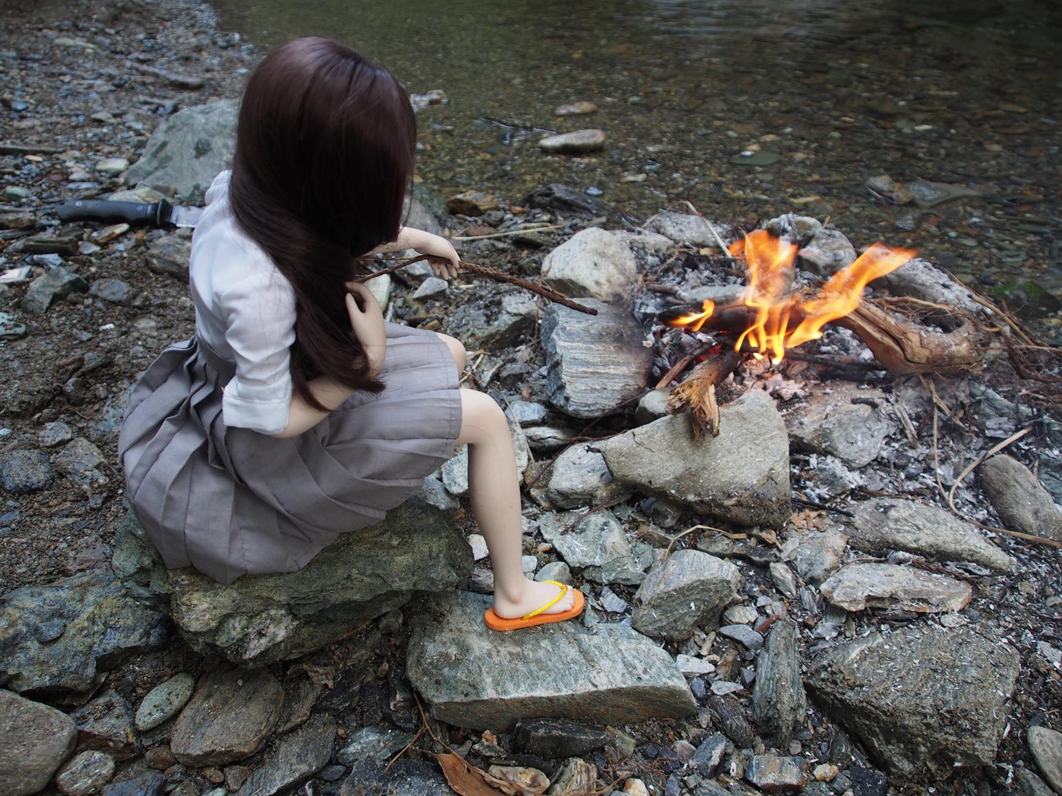 川遊び シリコンドール 中嶋誉 10
