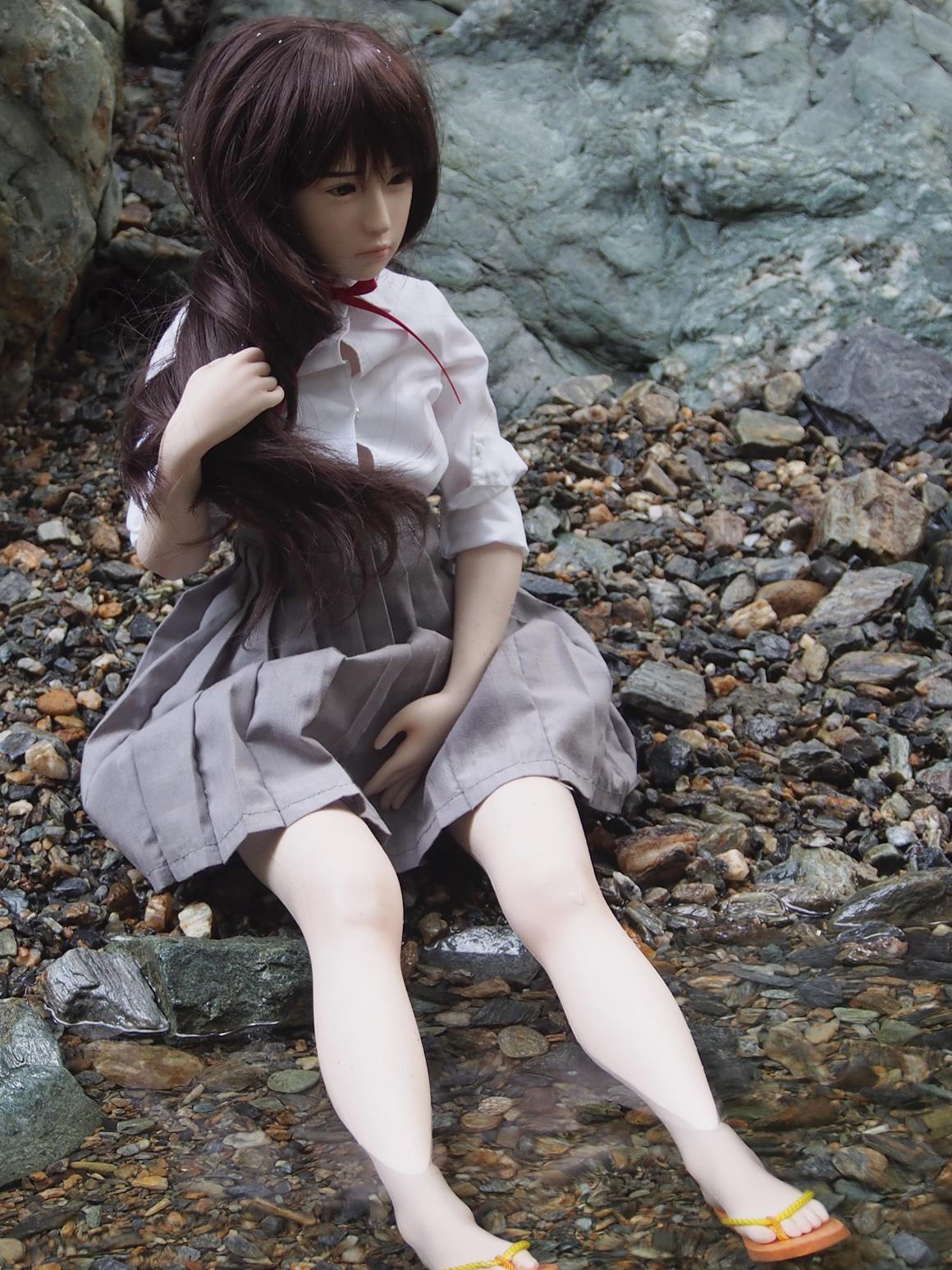 川遊び シリコンドール 中嶋誉 12