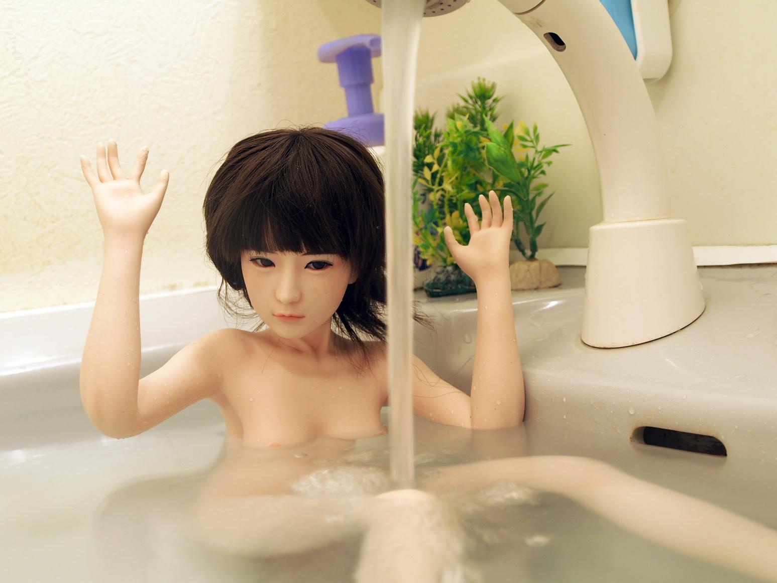 お風呂 誉 シームレスドール 10