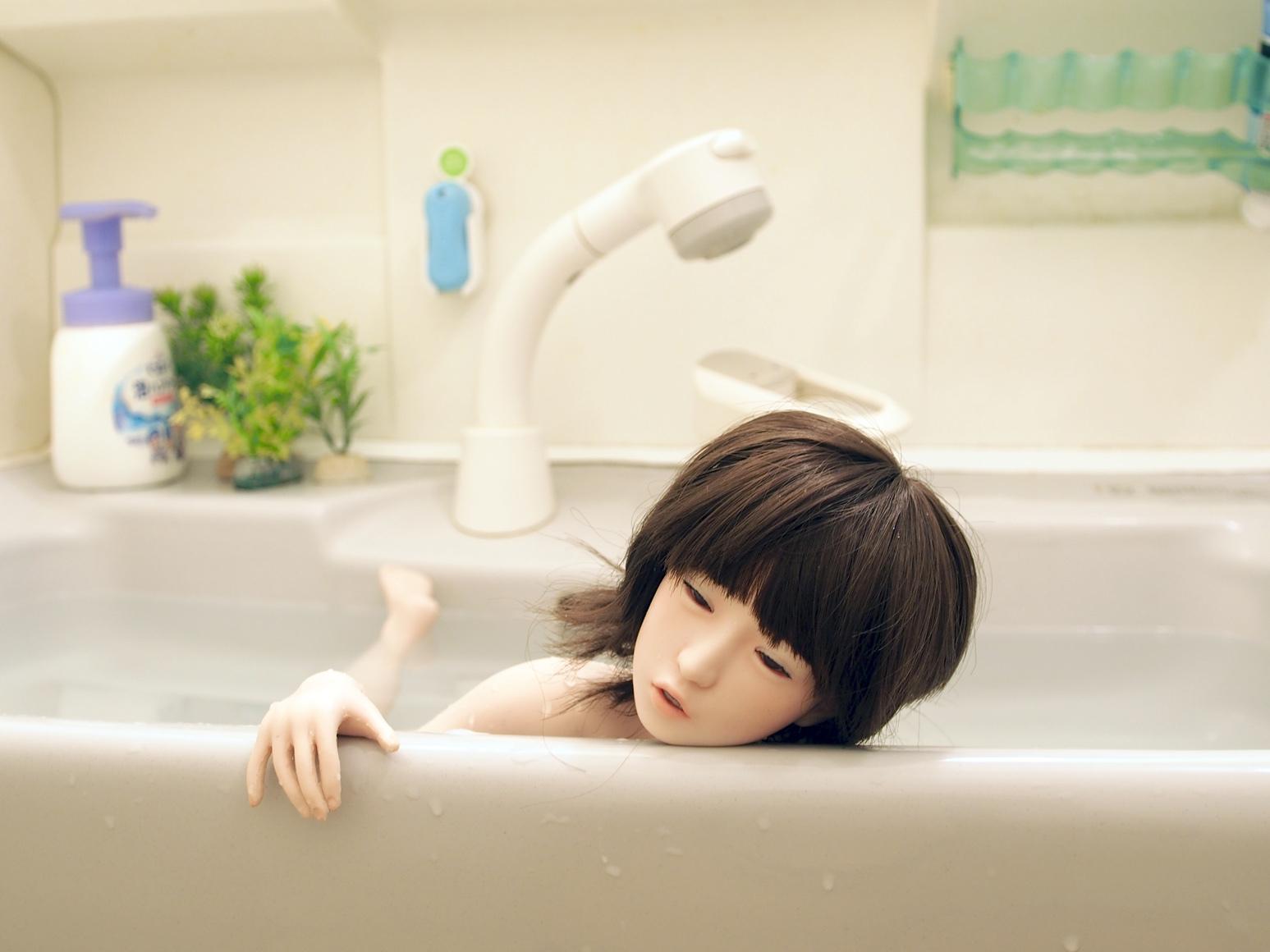 お風呂 誉 シームレスドール 16
