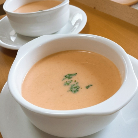 2018-07-17-トマト冷製スープ