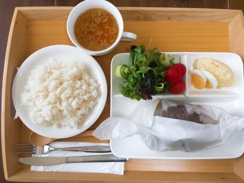 2018-08-07-塾生の御昼ご飯