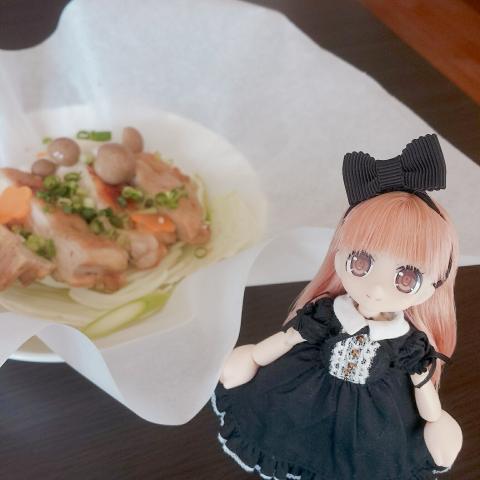 2018-09-05-ネイリー&鶏②
