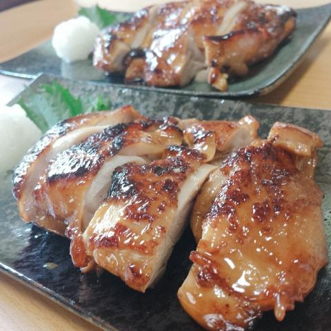 2018-09-11-鶏照焼き