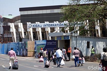 ルワンダ空の玄関口・キガリ国際空港