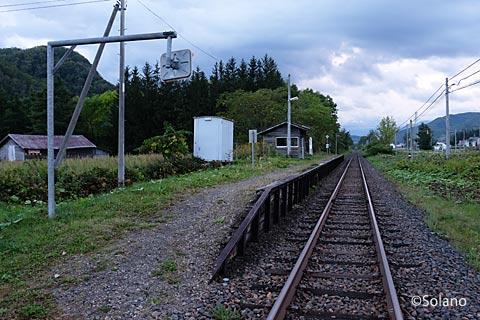 JR北海道・石北本線・廃止が噂されている旧白滝駅