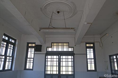山形交通・高畠駅、廃線後も保存されている駅舎