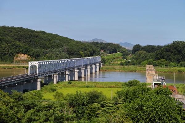 DMZツアー_自由の橋