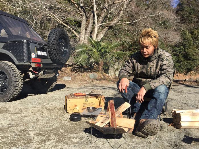 ヒロシのジムニーキャンプ