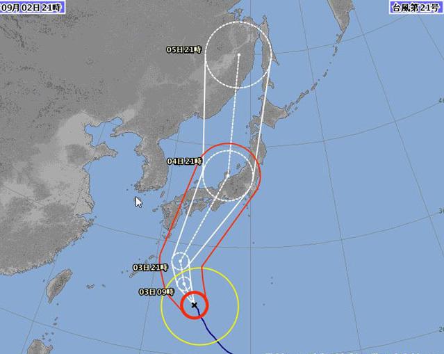 台風進路02