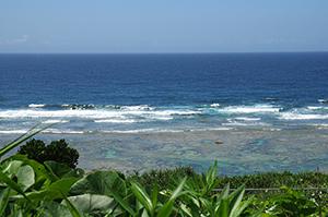 沖縄の海・沖縄・2014・6・21・11時17分・300px・フォトック