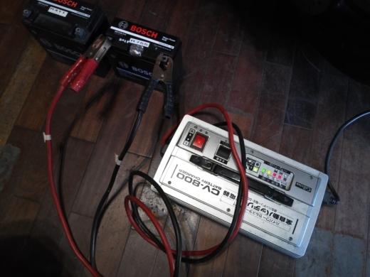 単車バッテリー交換 (6)