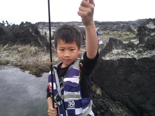 荒崎公園で雑魚釣り (7)