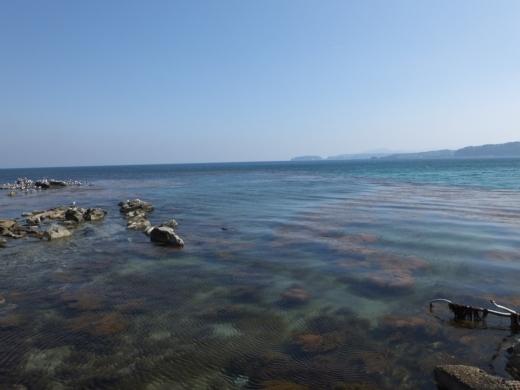 能登島の海 (2)