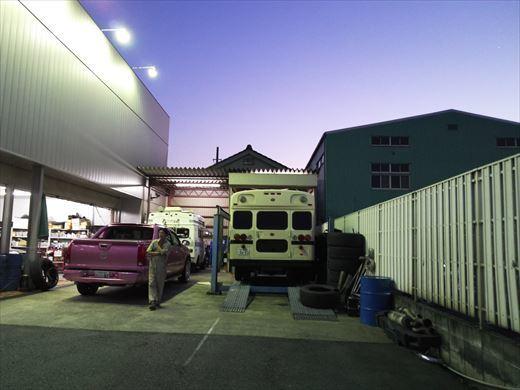 燃料ポンプ修理 (3)