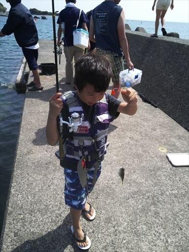 トンビ磯で釣り (37)