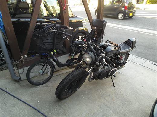 ガレージ整理整頓 (10)