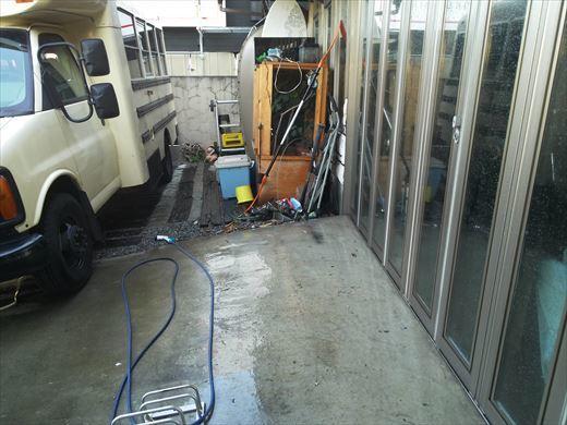 ガレージ整理整頓 (11)