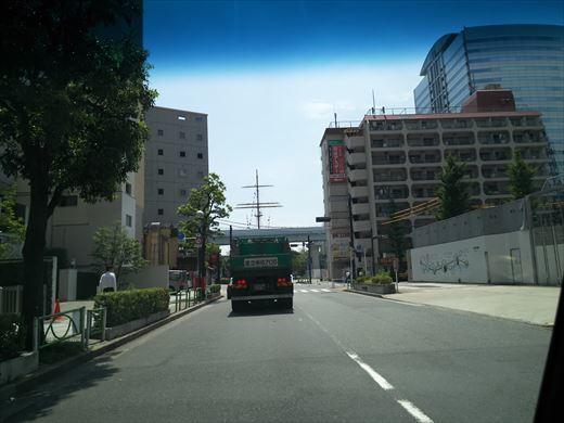 式根島キャンプ出発 (5)